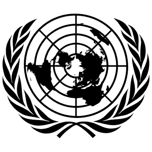 Logo: United Nations